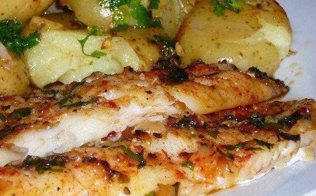 Delicioso peixinho no forno que faz o maior sucesso