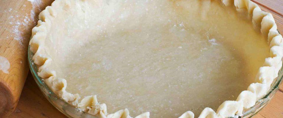 Aprenda a fazer massa podre para tortas e empadas