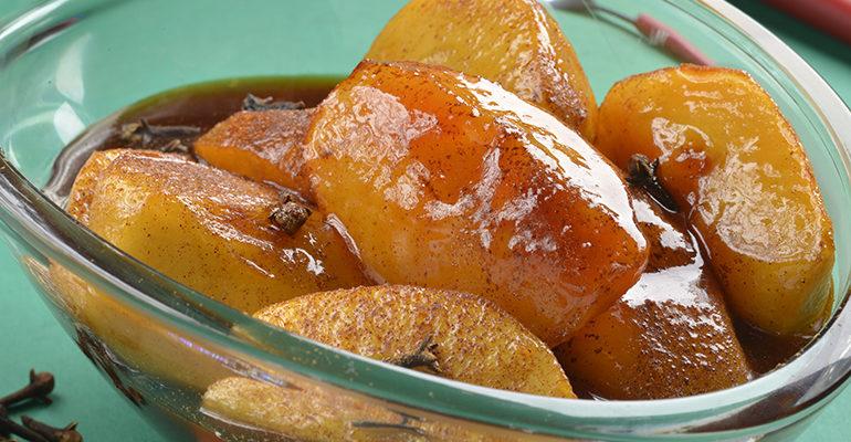 Aprenda a fazer uma deliciosa maçã caramelada