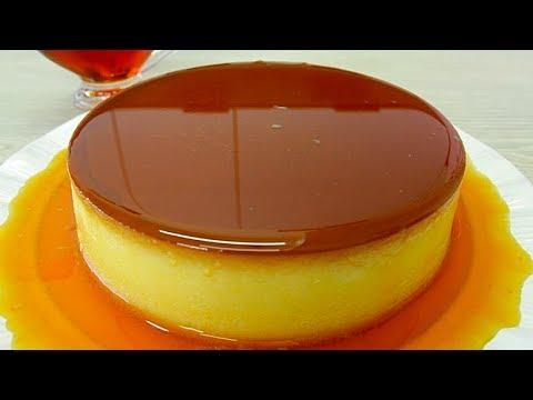 Sobremesa feita a mão sem liquidificador e sem gelatina, para qualquer hora do dia