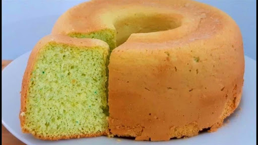 bolo apenas 3 ingredientes