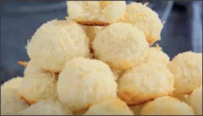 O biscoitinho + fácil + rápido e + gostoso que você vai comer na vida