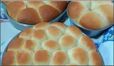 Pão caseiro simples muito facil de fazer