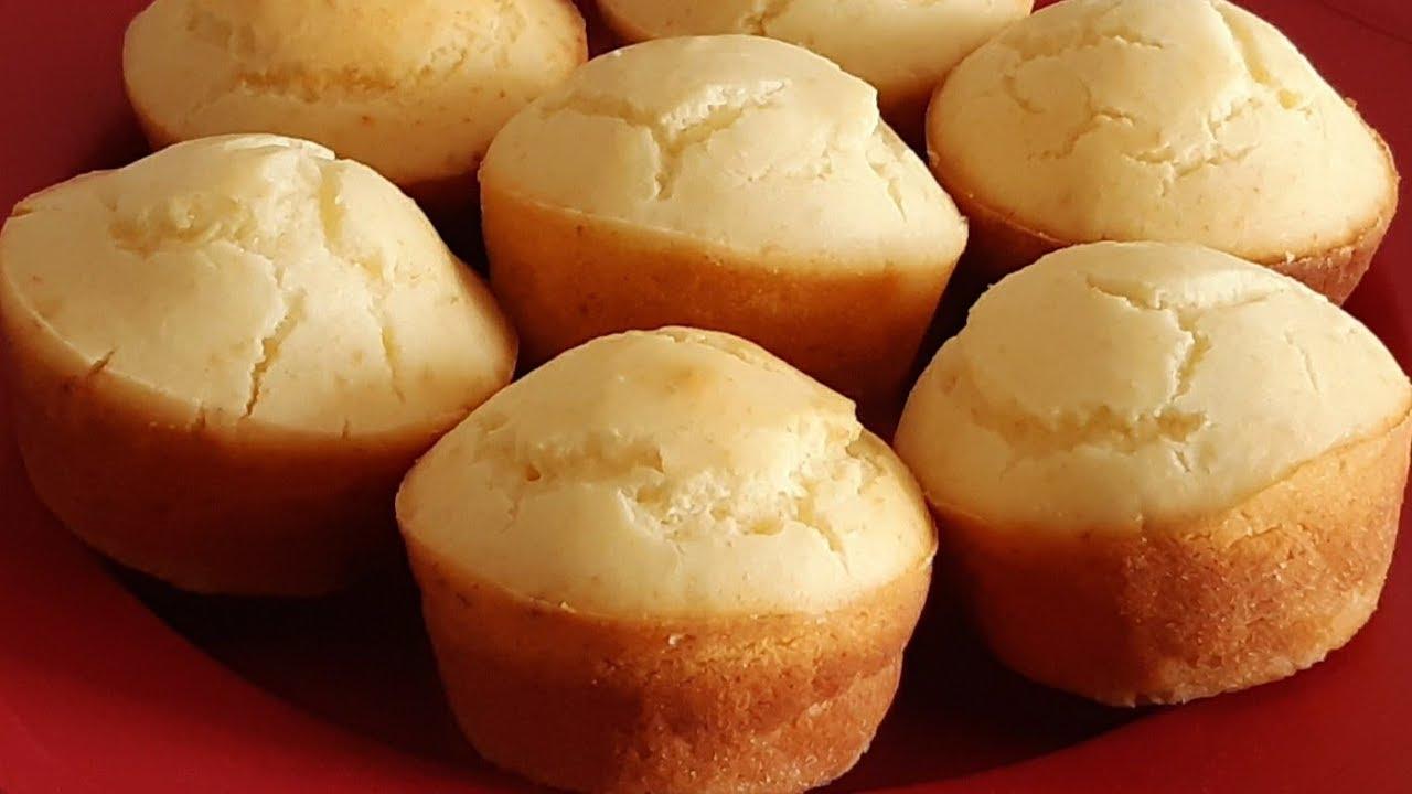 Não coma pão, faça essa receita deliciosa sem óleo sem ovos pra substituir o pão