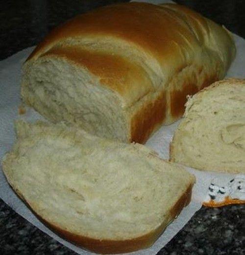 Receita superfacil de pão caseiro