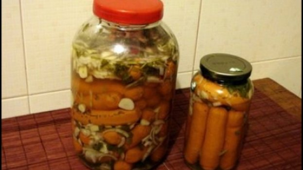 Salsicha em conserva