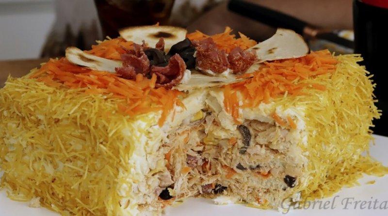 Torta fria deliciosa