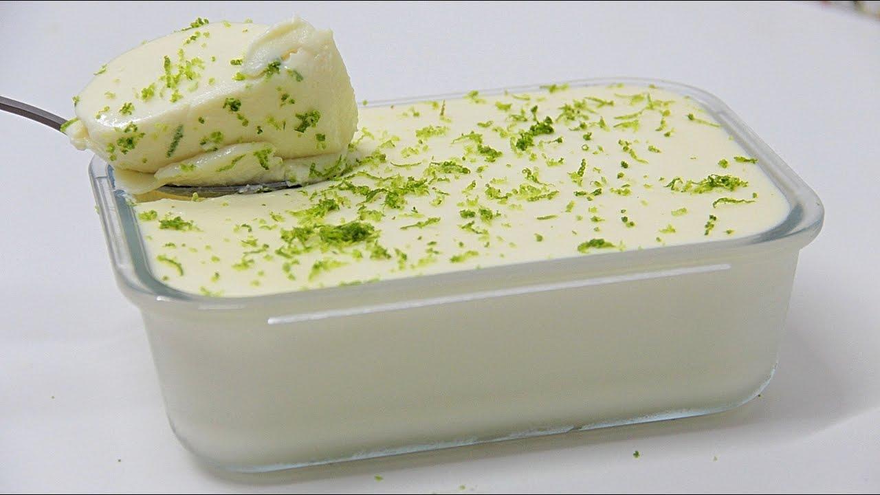 Sobremesa gelada