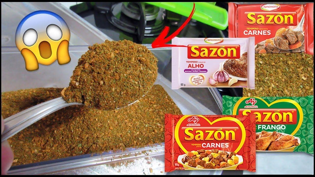 Sazon caseiro