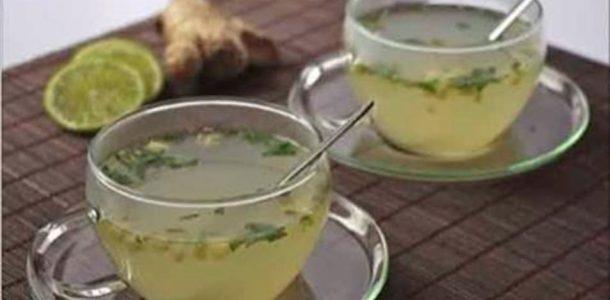 Chá que faz limpeza do intestino e fígado