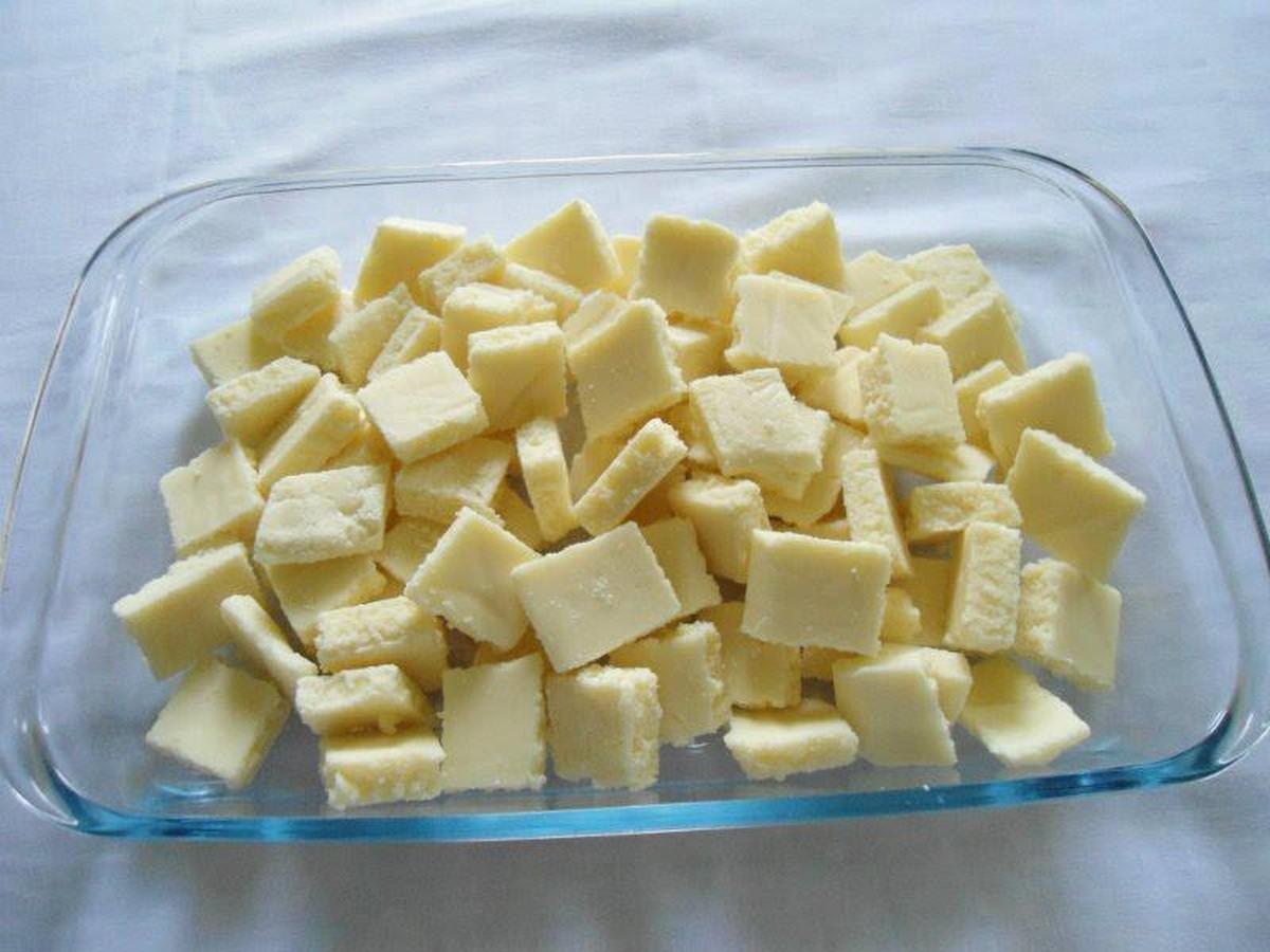 Docinho de leite em pó