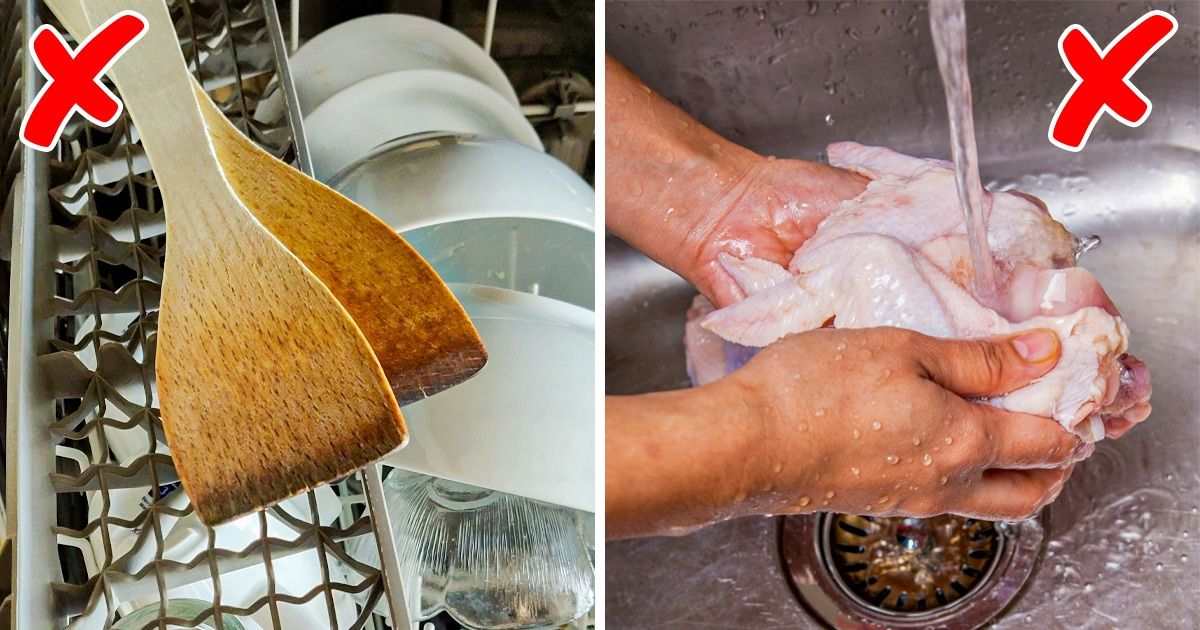 Cozinha – 10 práticas que podem arruinar sua cozinha sem que você perceba