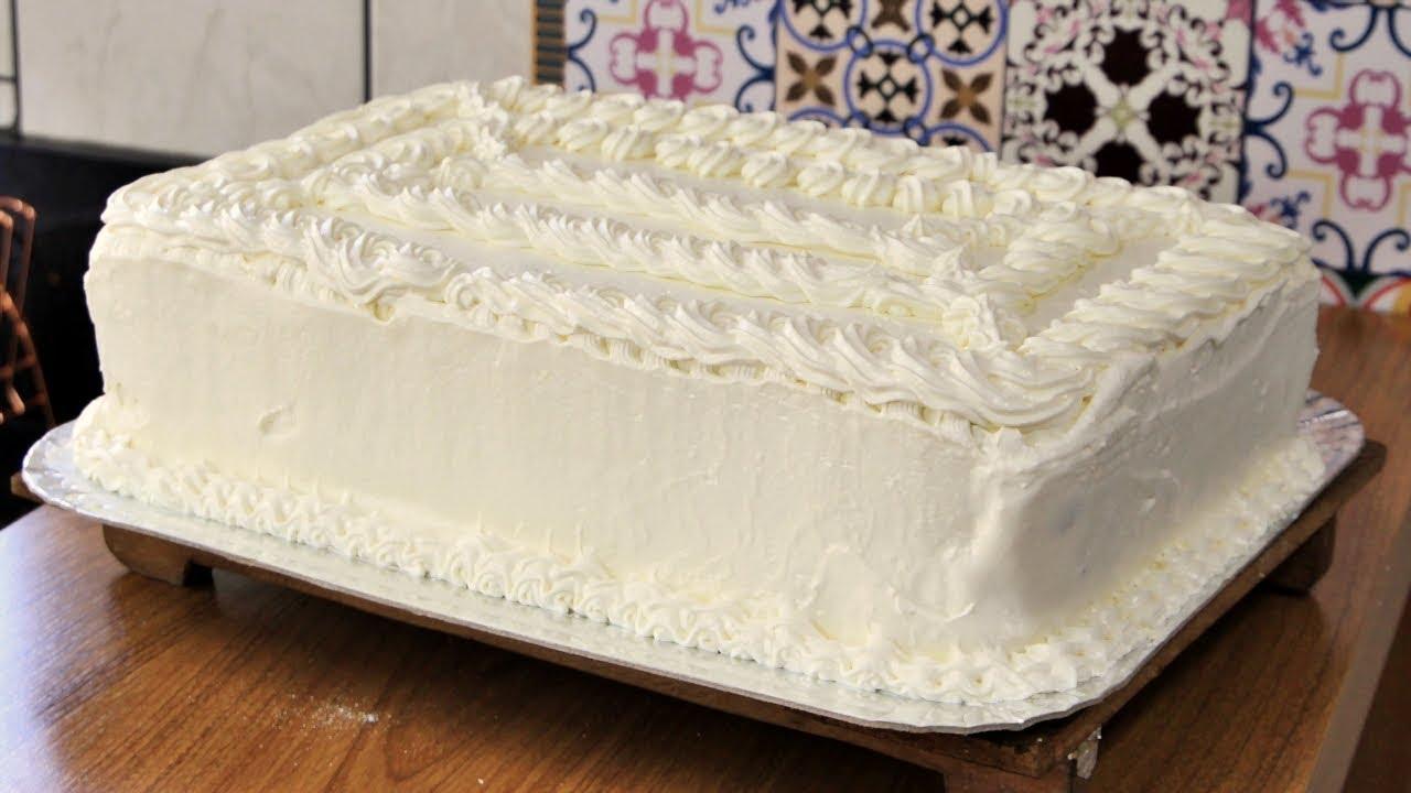 Bolo de aniversÁrio grande que serve atÉ 100 pessoas, receita para montar bolo de aniversÁrio em casa!