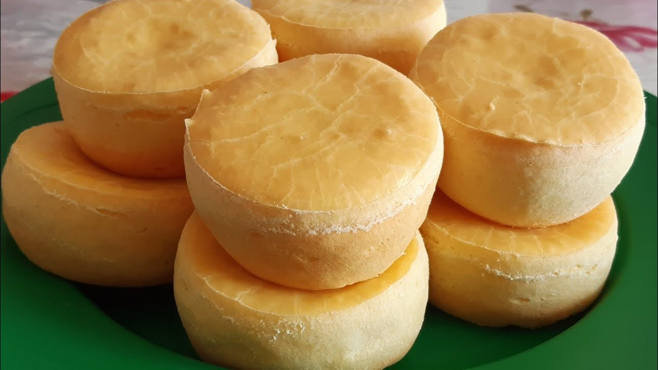Não coma pão, faça essa receita deliciosa sem trigo sem leite pra substituir o pão
