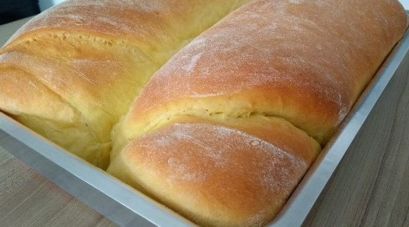 Pão caseiro – rapidinho, fofinho e delicioso